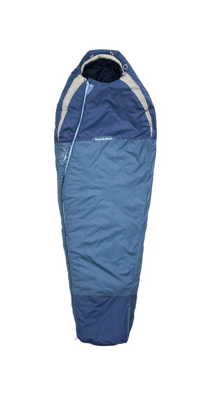 Mammut Kompakt MTI Winter 180 Sovepose 180 cm blå